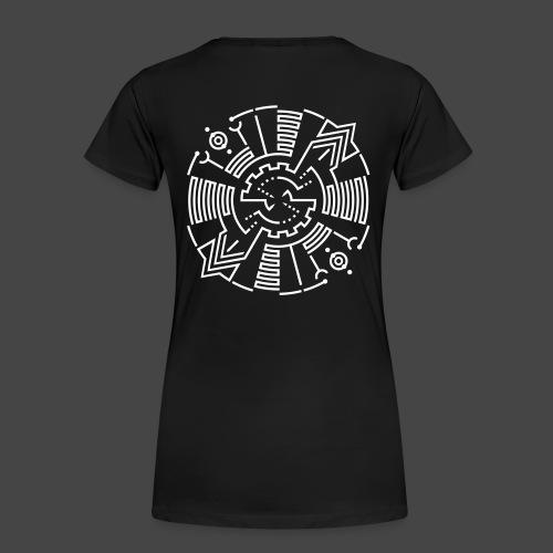 Tekno 23 Spirit - T-shirt Premium Femme