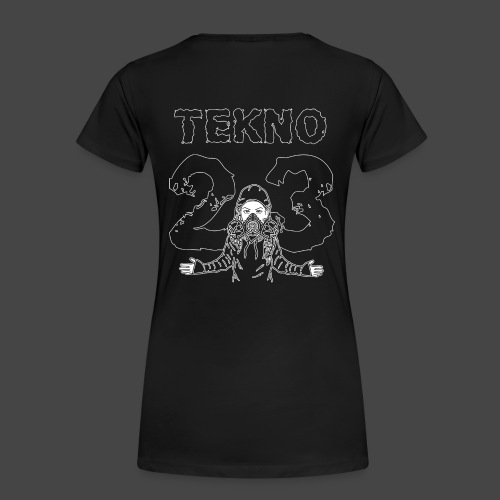 Tekno 23 - T-shirt Premium Femme