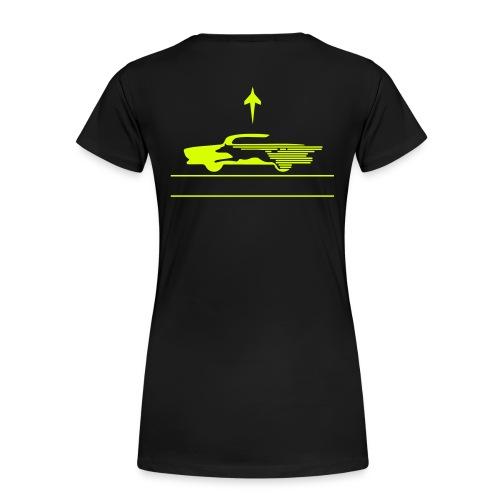 logo kopie 1 - Frauen Premium T-Shirt