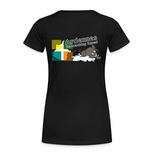Ardennes Géocaching Squad - T-shirt Premium Femme