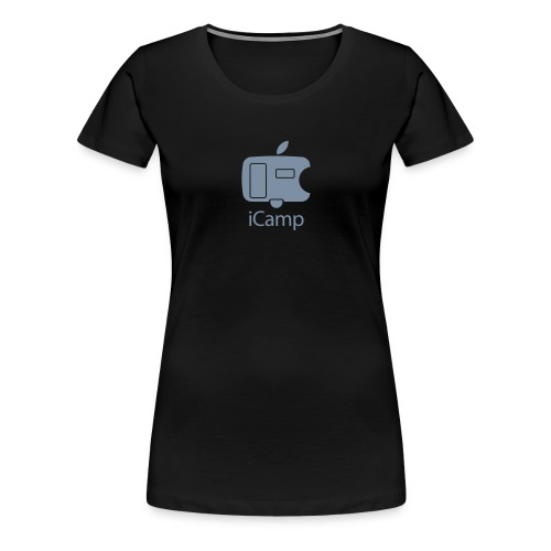 icamp - Women's Premium T-Shirt