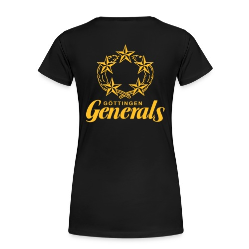 Kranz - Frauen Premium T-Shirt