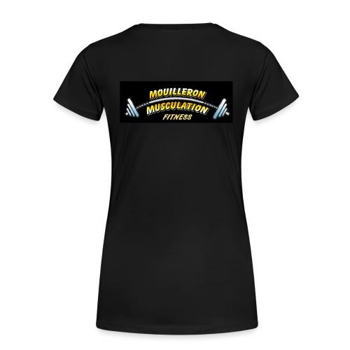 MMN - T-shirt Premium Femme