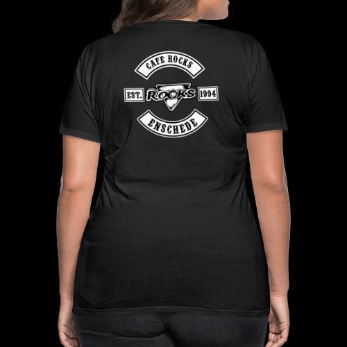 Biker Colors - Vrouwen Premium T-shirt