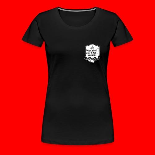 Wappen Neckartalschwaben png - Frauen Premium T-Shirt