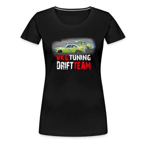 ASDASD png - Dame premium T-shirt