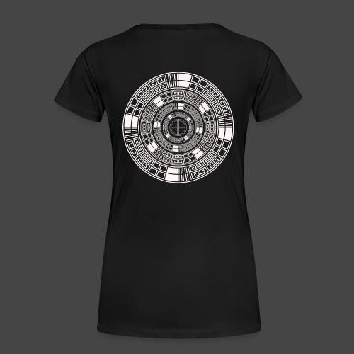 23 spirale tekno - T-shirt Premium Femme