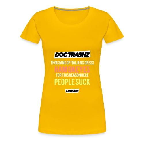 ham grande png - Women's Premium T-Shirt