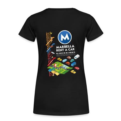 marbellarentacar.es - Women's Premium T-Shirt