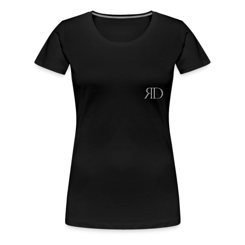 RD einfach ohne png - Frauen Premium T-Shirt