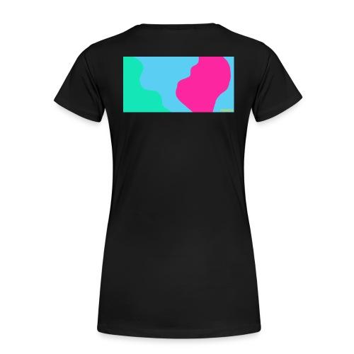 A Box Selection of Colours/Colors - Premium-T-shirt dam