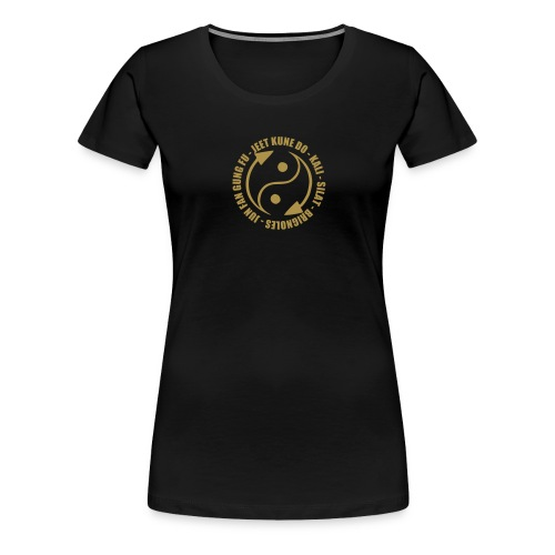 JKD83 - 2014 - 2015 - T-shirt Premium Femme