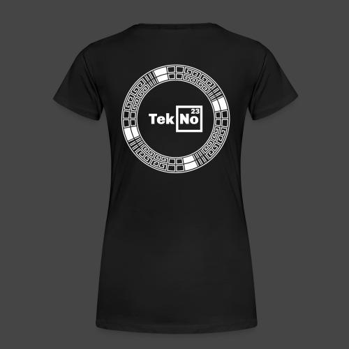 TEKNO 23 tours - T-shirt Premium Femme