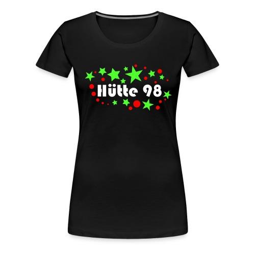 55942 shirt huette98 orig - Frauen Premium T-Shirt
