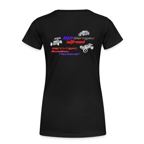 logo rennteam 2010 - Frauen Premium T-Shirt