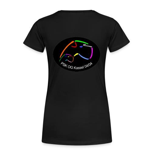 bitmap in dennis test 002 - Frauen Premium T-Shirt