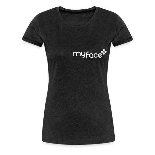 myfacelogo - Frauen Premium T-Shirt