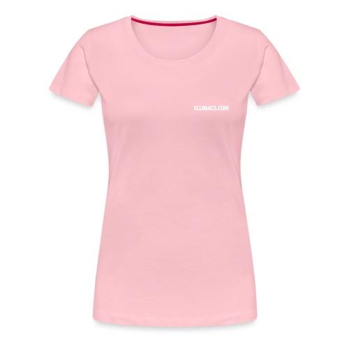 Ellimacs.com - Women's Premium T-Shirt
