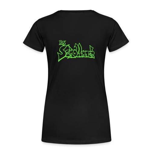 Logo-png - Frauen Premium T-Shirt