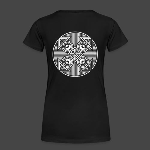 RAS23 - T-shirt Premium Femme