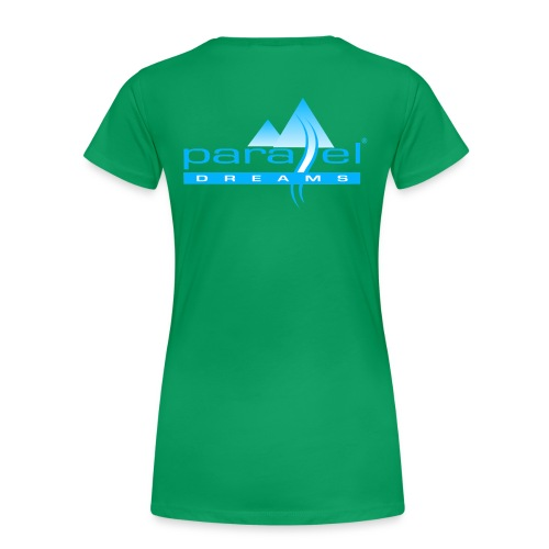 pd trans 1 copy 2 png - Women's Premium T-Shirt
