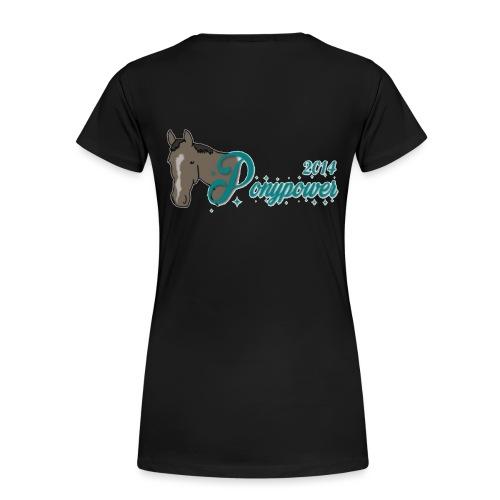 ponyyy - Frauen Premium T-Shirt
