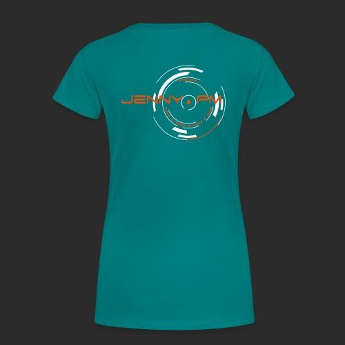jenny-shirt-2019-2_vector - Frauen Premium T-Shirt