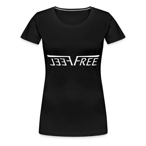 ff logo - Frauen Premium T-Shirt