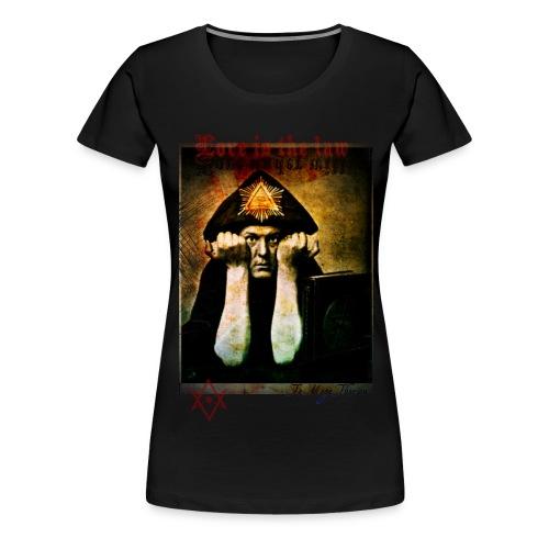 Crowley - Women's Premium T-Shirt