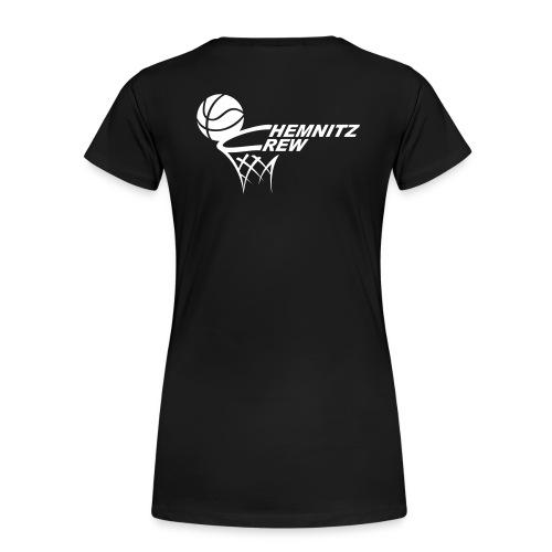 Logo ChemnitzCrew - Frauen Premium T-Shirt
