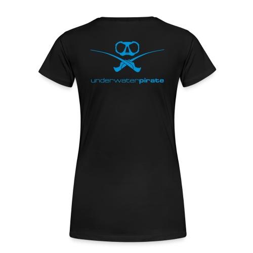 Unterwasser Pirat - Frauen Premium T-Shirt