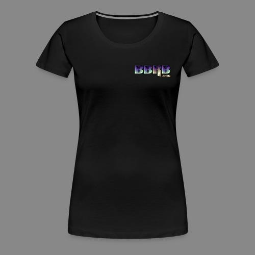 BBKB Logo - Women's Premium T-Shirt