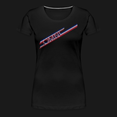 Tour Edition Long Shirt - Frauen Premium T-Shirt
