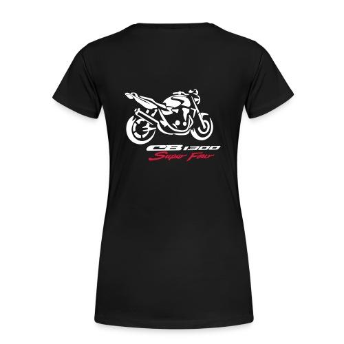 cb1300 - Frauen Premium T-Shirt