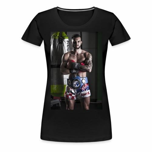 FitFabrik9 jpg - Frauen Premium T-Shirt