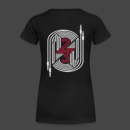 23 - T-shirt Premium Femme
