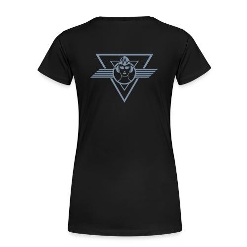 ebmrulez - Frauen Premium T-Shirt