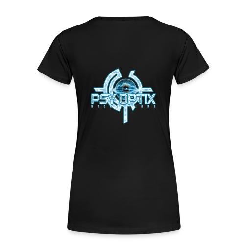 Psy Optix - Frauen Premium T-Shirt