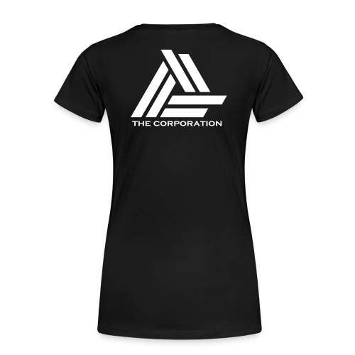 wit metnaam keertwee png - Women's Premium T-Shirt