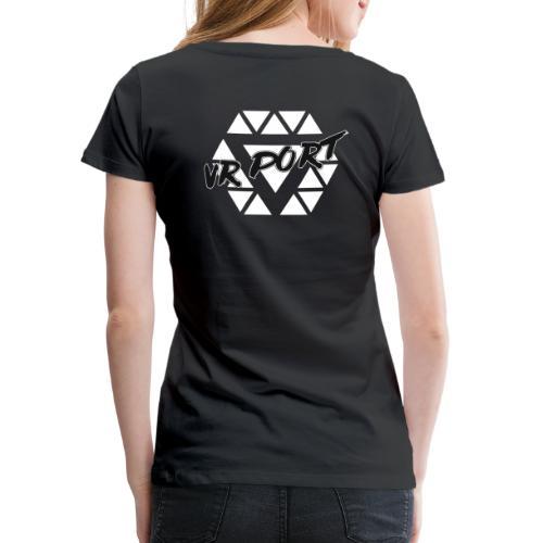 VR PORT Classic - Frauen Premium T-Shirt
