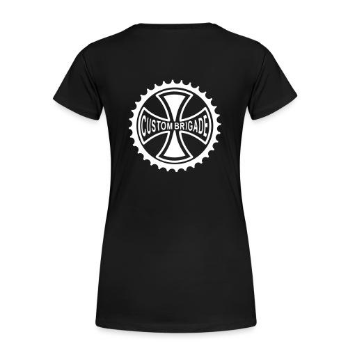 croix4 - T-shirt Premium Femme