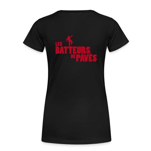 logo batteurs original 1 - T-shirt Premium Femme