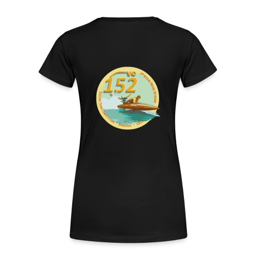 Badge 2013 - Frauen Premium T-Shirt