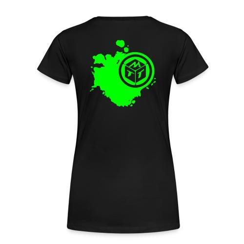 mg shirt logo - Frauen Premium T-Shirt
