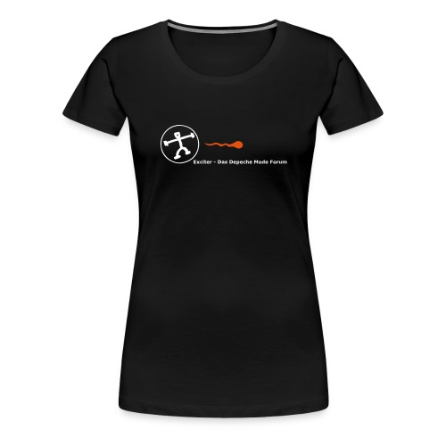 forumshirt front - Frauen Premium T-Shirt