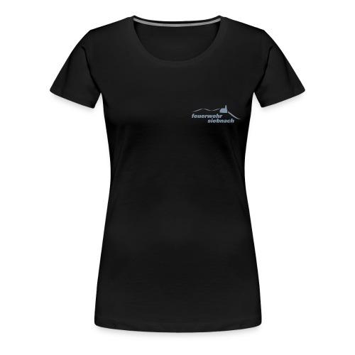 Brust 90mm - Frauen Premium T-Shirt