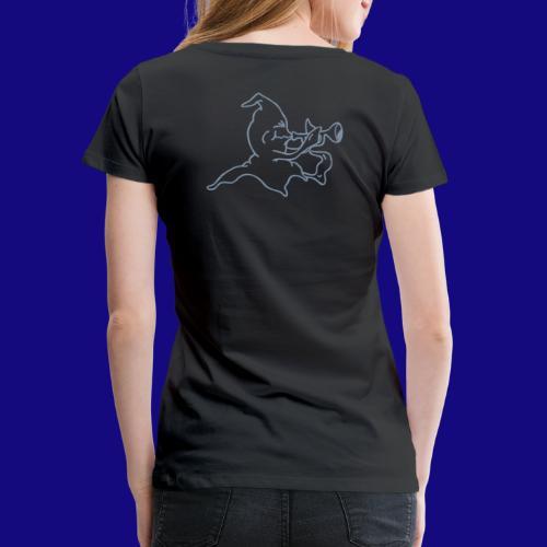 GmGG Logo K F - Frauen Premium T-Shirt