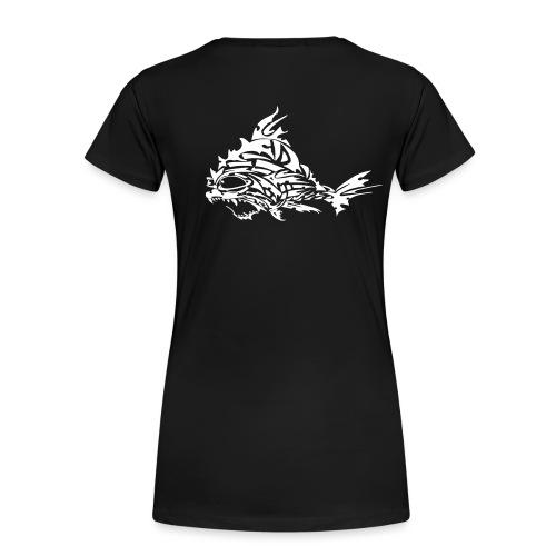 The Furious Fish - Women's Premium T-Shirt