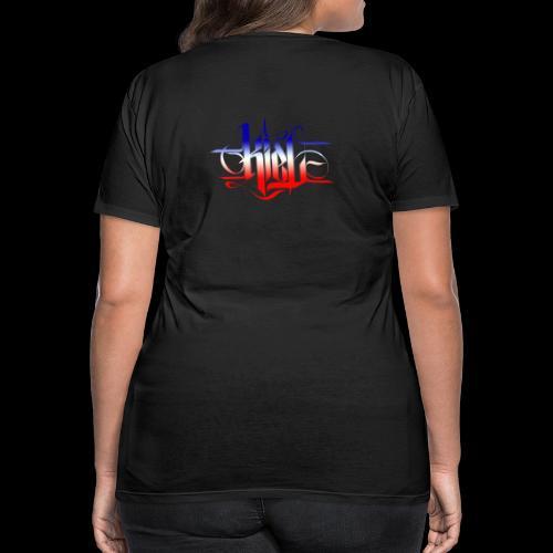 kielcallylogosh - Frauen Premium T-Shirt