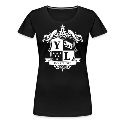 YLLogo - Frauen Premium T-Shirt